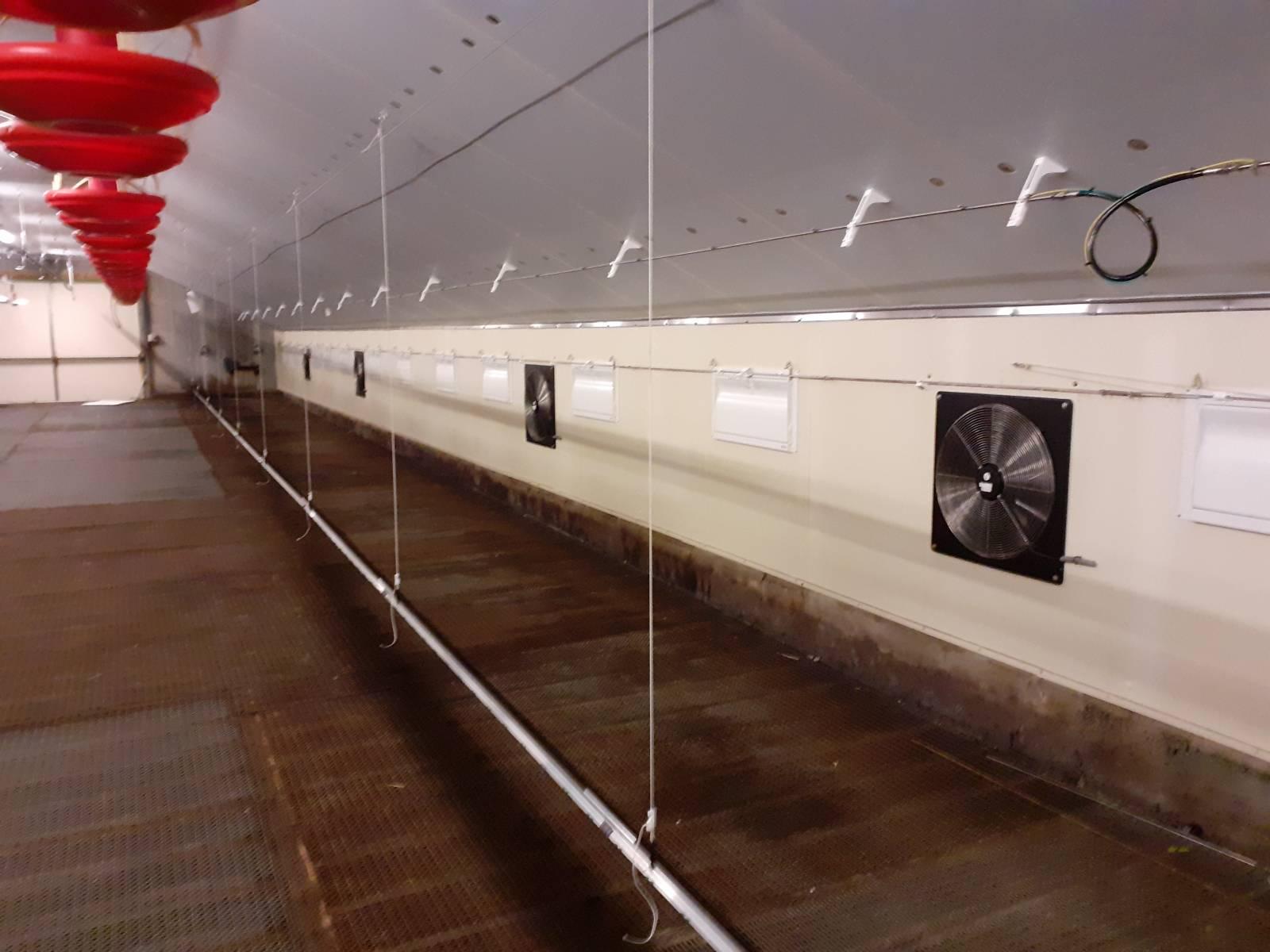 Ventilation - Entrée d'air Trappes Kan'Air - Brumisation HP